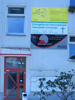 Ev. Internationale Gemeinde Chemnitz